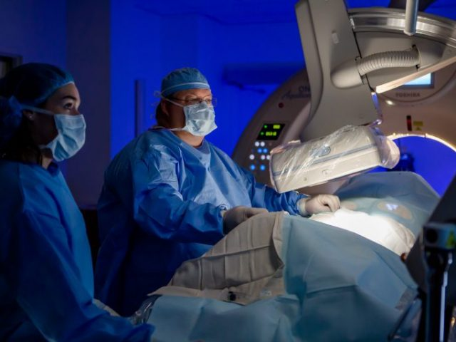 The Benefits of Providing Interventional Oncology in an Outpatient Setting