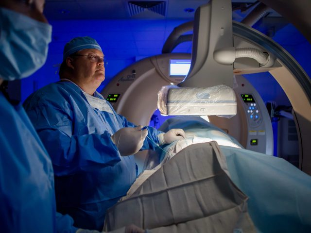 Interventional Radiology | CARTI Cancer Center