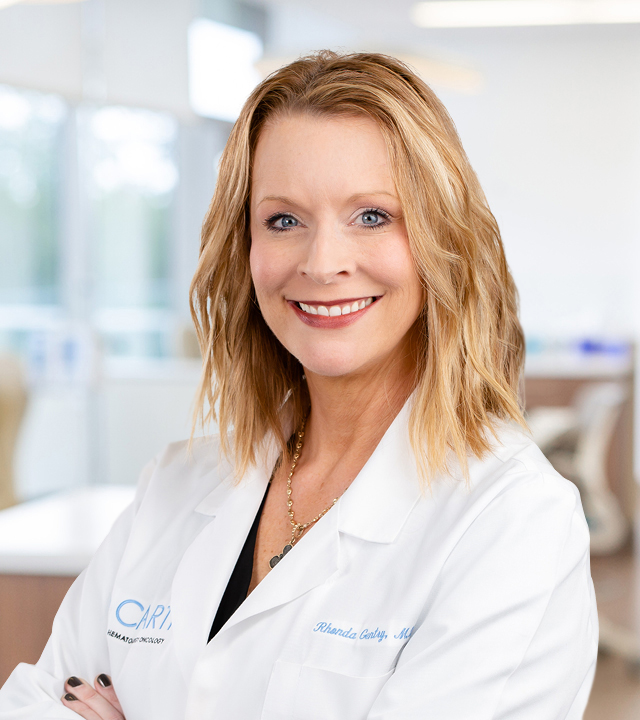 headshot of Rhonda Gentry, M.D.