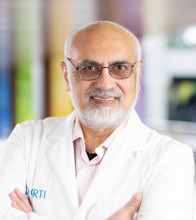headshot of M. Bilal Malik, M.D.