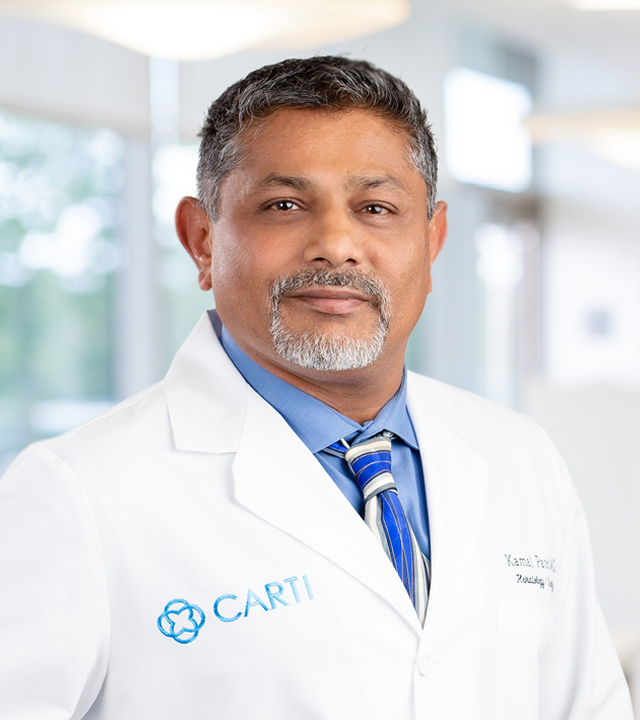 headshot of Kamal Patel, M.D.