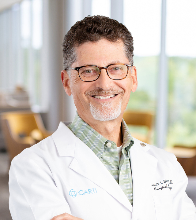headshot of Scott J. Stern, M.D.