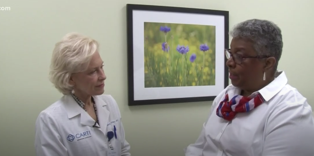 Mary Parham's Story | Breast cancer survivor stresses importance of routine mammogram