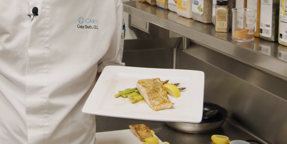 In the Kitchen with Coby | Dill Salmon and Asparagus