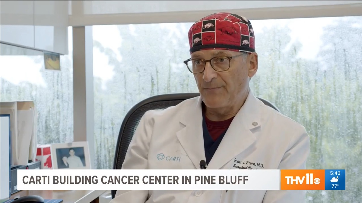 KTHV: CARTI to build comprehensive cancer center in Pine Bluff