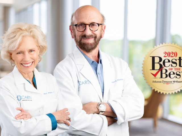 Wilder and Mendelsohn Named To Arkansas Democrat Gazette's Best Of The Best Oncologists