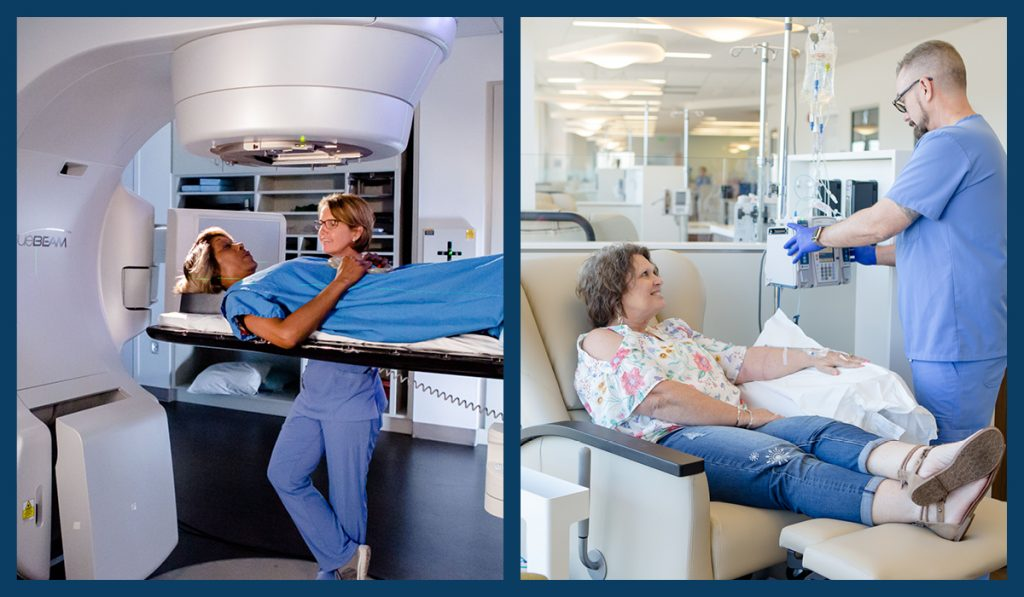 Radiation and Chemotherapy | CARTI Cancer Center