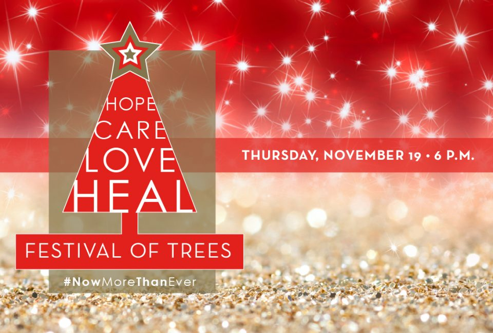 CLICK HERE to Watch the Festival of Trees Virtual Event