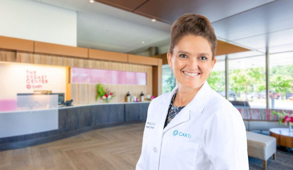 breast cancer surgery little rock | CARTI Cancer Center