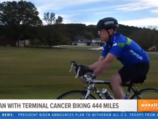 Glioblastoma Patient Founds Erase the Trace Bike Ride Benefiting CARTI