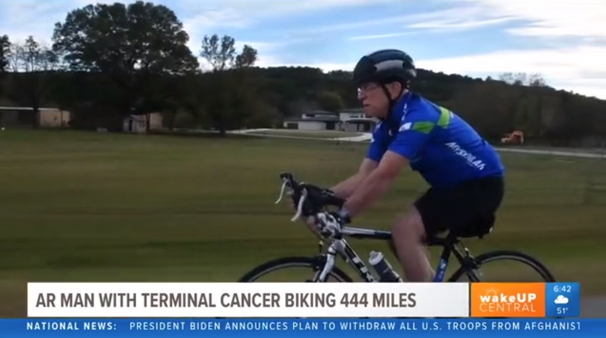 Glioblastoma Patient Founds Erase the Trace Bike Ride Benefiting CARTI