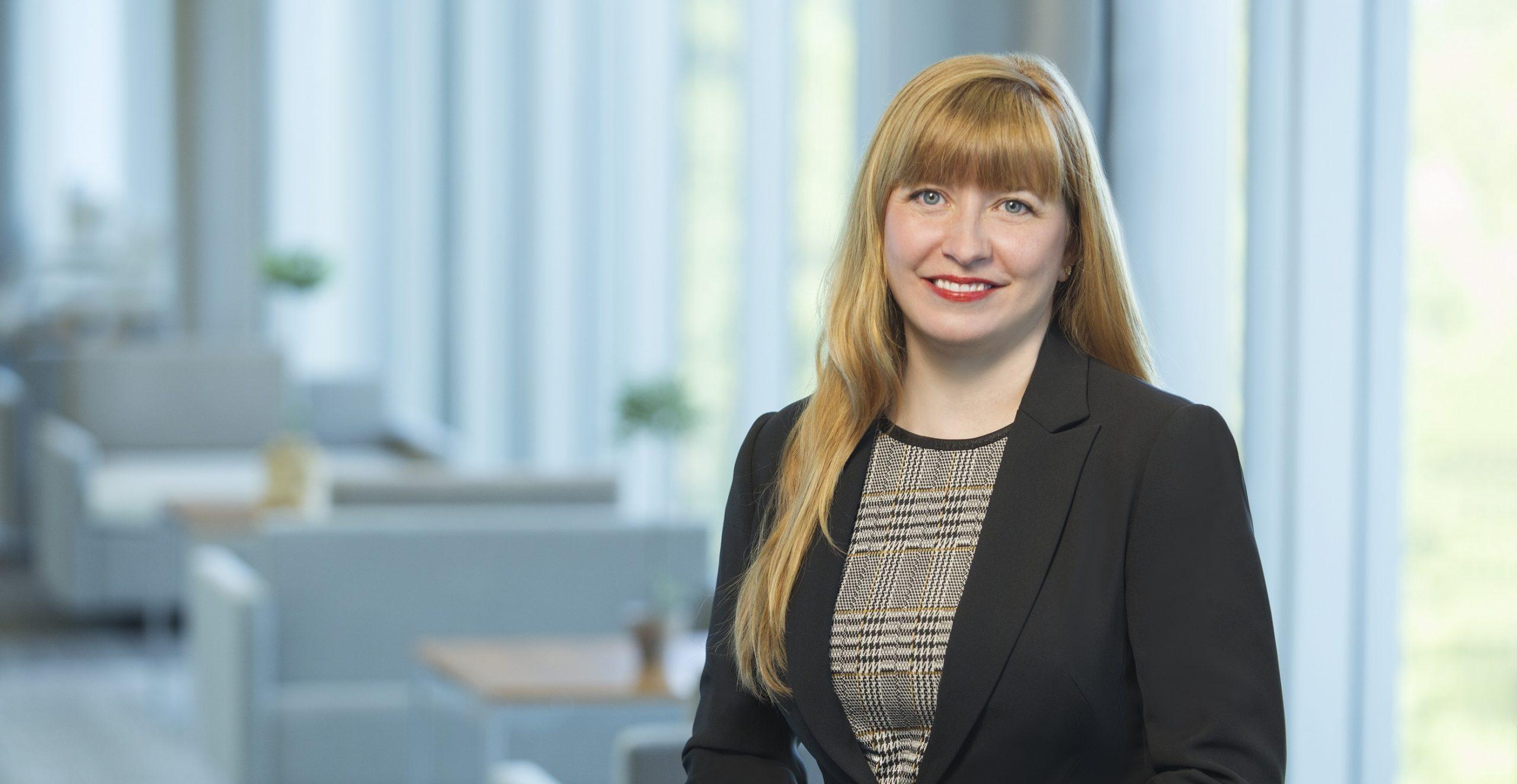 Jennifer Styron, CFO and Executive Vice President, 40 Under 40 Honoree