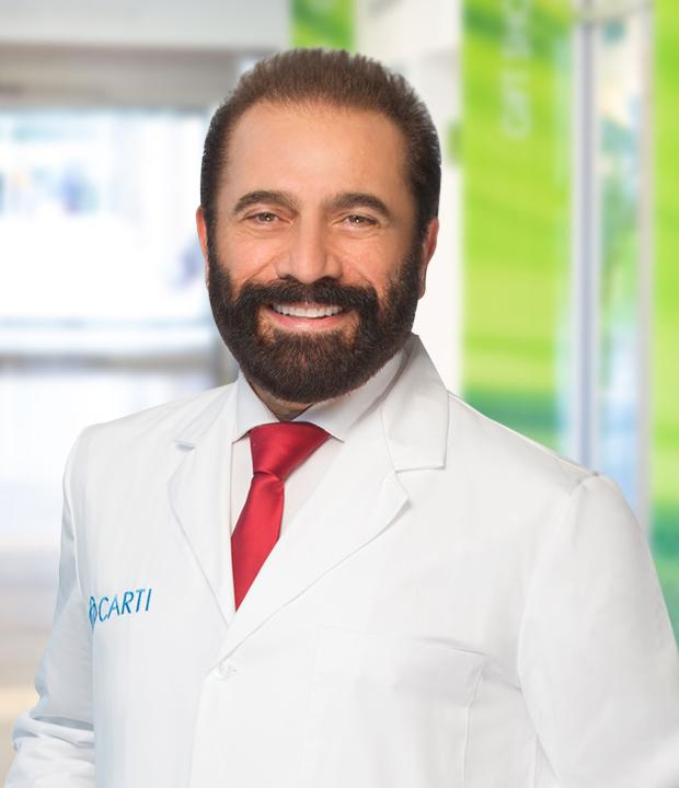 headshot of Sam Makhoul, M.D.