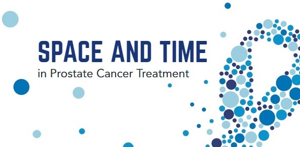 Space and Time in Prostate Cancer Treatment